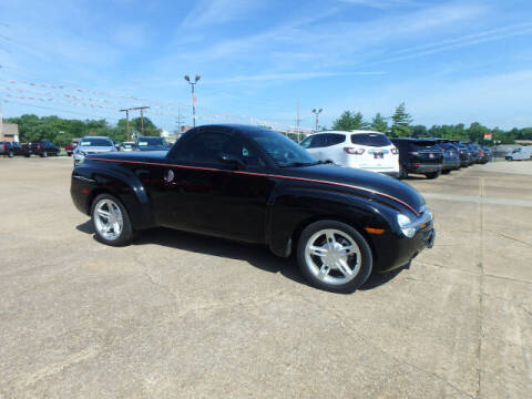 2003 Chevrolet SSR for sale at BLACKWELL MOTORS INC in Farmington MO