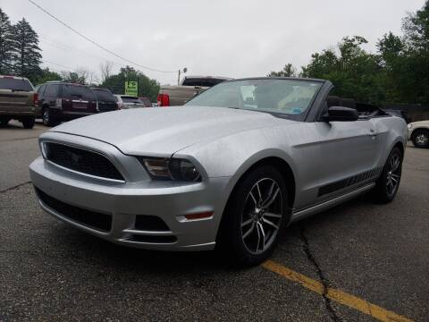 2014 Ford Mustang for sale at J's Auto Exchange in Derry NH