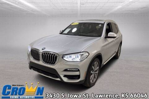 2018 BMW X3 for sale at Crown Automotive of Lawrence Kansas in Lawrence KS