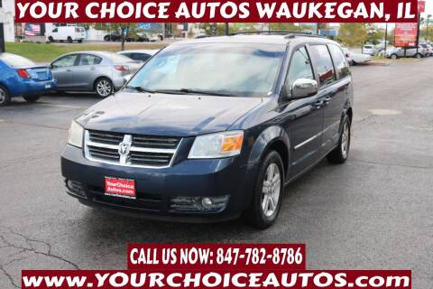 2008 Dodge Grand Caravan for sale at Your Choice Autos - Waukegan in Waukegan IL
