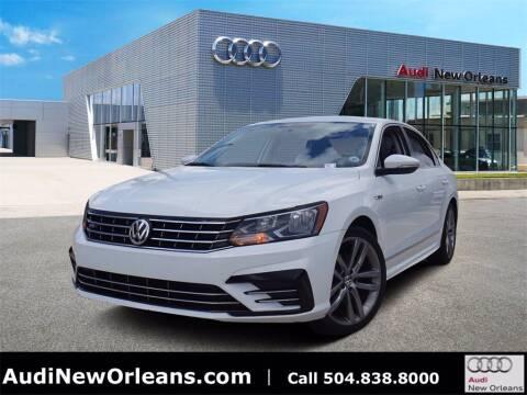 2017 Volkswagen Passat for sale at Metairie Preowned Superstore in Metairie LA
