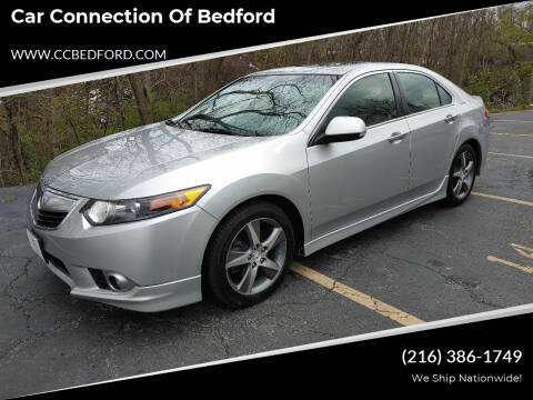 2012 Acura TSX for sale at Car Connection of Bedford in Bedford OH