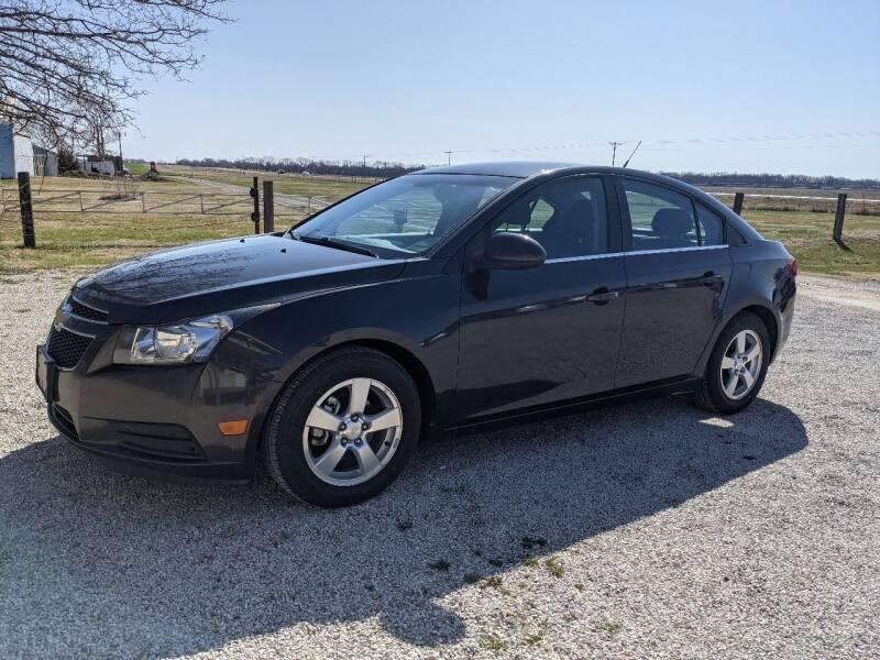2014 Chevrolet Cruze for sale at Halstead Motors LLC in Halstead KS