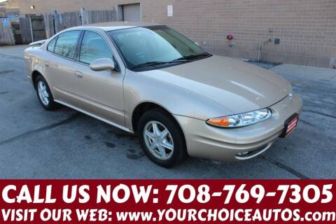 2002 Oldsmobile Alero for sale at Your Choice Autos in Posen IL