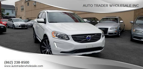 2014 Volvo XC60 for sale at Auto Trader Wholesale Inc in Saddle Brook NJ