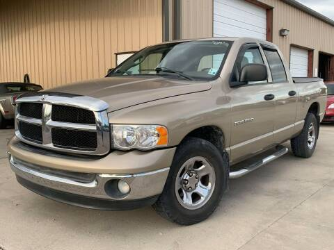 2004 Dodge Ram Pickup 1500 for sale at Bayou Motors Inc in Houma LA