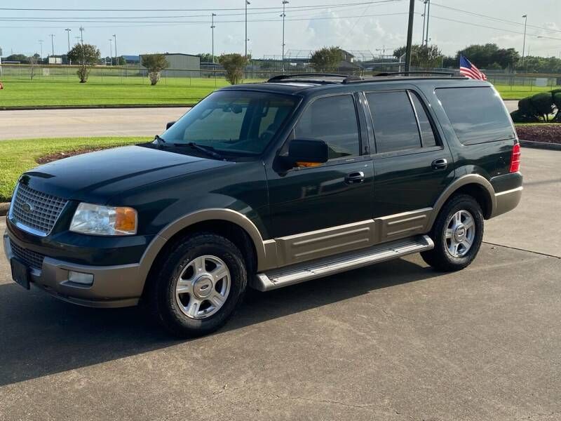 2004 Ford Expedition for sale at M A Affordable Motors in Baytown TX