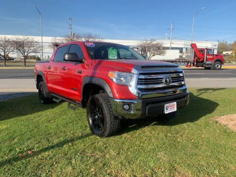 2017 Toyota Tundra for sale at 355 North Auto in Lombard IL