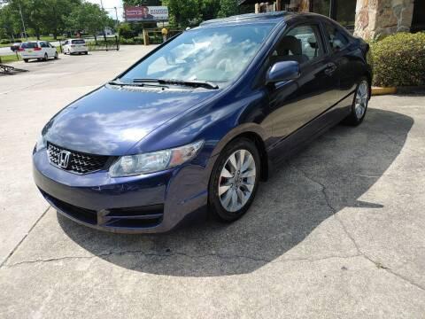 2011 Honda Civic for sale at TR Motors in Opelika AL