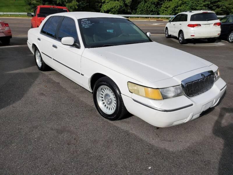 1999 Mercury Grand Marquis for sale at DISCOUNT AUTO SALES in Johnson City TN