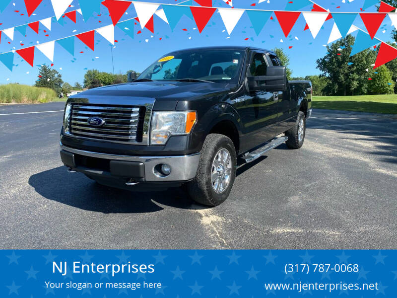 2012 Ford F-150 for sale at NJ Enterprises in Indianapolis IN