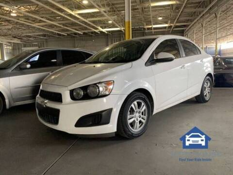 2013 Chevrolet Sonic for sale at MyAutoJack.com @ Auto House in Tempe AZ