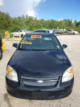 2008 Chevrolet Cobalt for sale at Finish Line Auto LLC in Luling LA