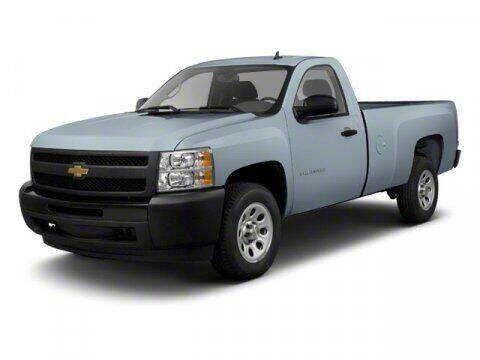 2010 Chevrolet Silverado 1500 for sale at Wally Armour Chrysler Dodge Jeep Ram in Alliance OH