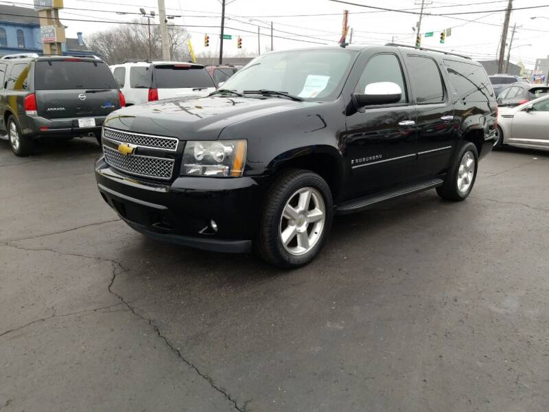2008 Chevrolet Suburban for sale at Rucker's Auto Sales Inc. in Nashville TN