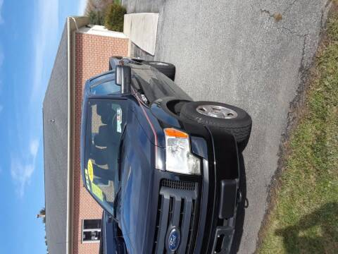 2011 Ford F-150 for sale at Dun Rite Car Sales in Downingtown PA