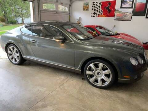 2009 Bentley Continental GT for sale at Classic Car Deals in Cadillac MI