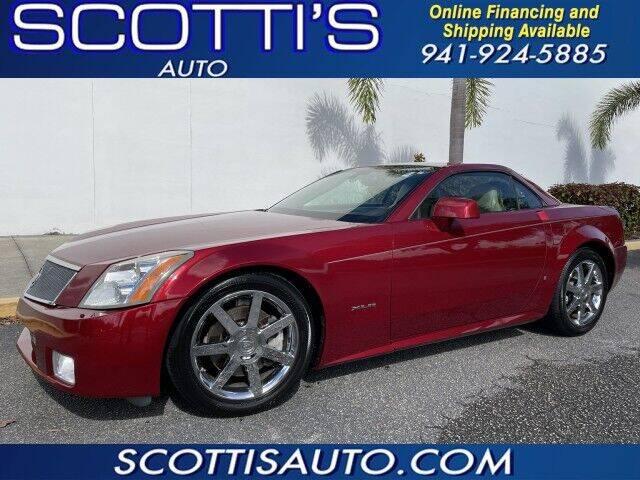 2008 Cadillac XLR for sale in Sarasota, FL