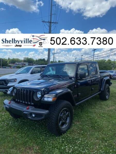 2021 Jeep Gladiator for sale in Shelbyville, KY