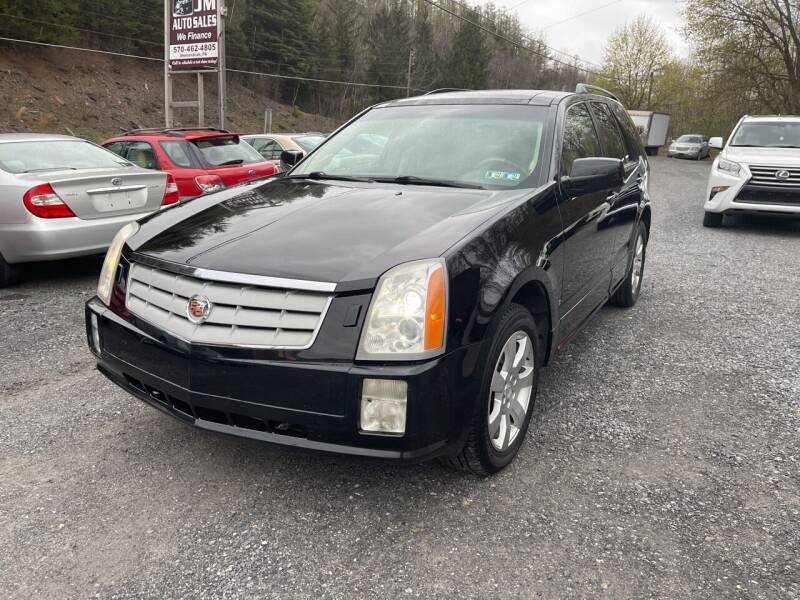 2007 Cadillac SRX for sale at JM Auto Sales in Shenandoah PA