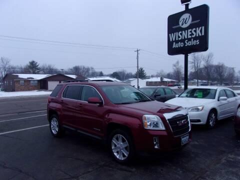 2012 GMC Terrain for sale at Wisneski Auto Sales, Inc. in Green Bay WI