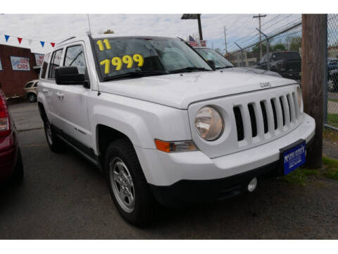 2011 Jeep Patriot for sale at MICHAEL ANTHONY AUTO SALES in Plainfield NJ
