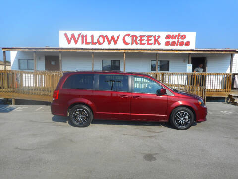 2018 Dodge Grand Caravan for sale at Willow Creek Auto Sales in Knoxville TN