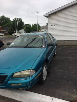 1995 Pontiac Grand Am for sale at Mike Hunter Auto Sales in Terre Haute IN