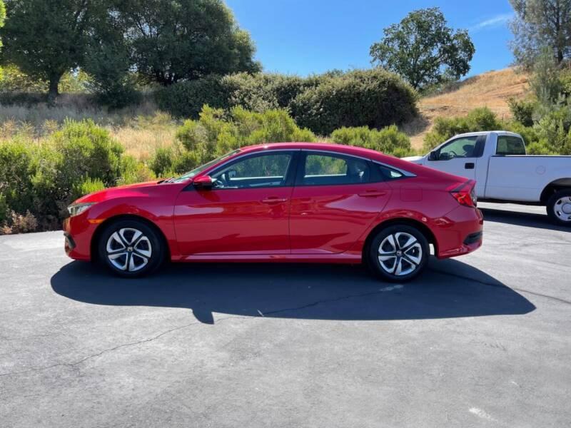 2018 Honda Civic for sale in Jamestown, CA