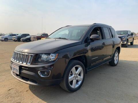 2014 Jeep Compass for sale at CENTURY MOTORS in Fresno CA