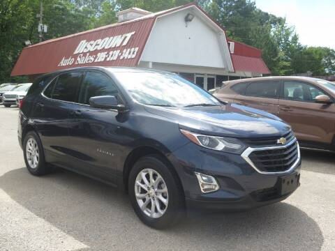 2019 Chevrolet Equinox for sale at Discount Auto Sales in Pell City AL