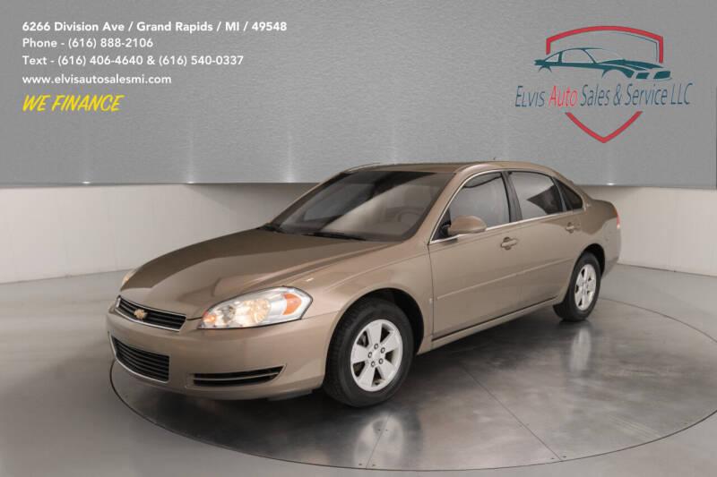 2007 Chevrolet Impala for sale at Elvis Auto Sales LLC in Grand Rapids MI