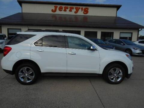 2015 Chevrolet Equinox for sale at Jerry's Auto Mart in Uhrichsville OH