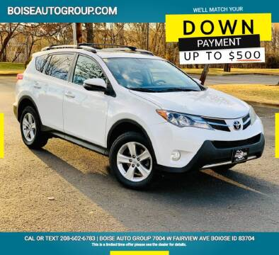 2013 Toyota RAV4 for sale at Boise Auto Group in Boise ID