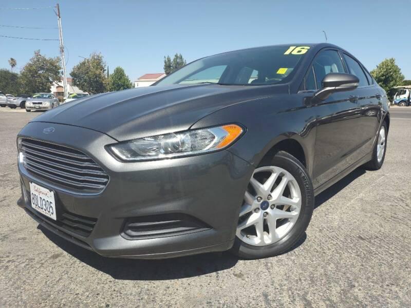 2016 Ford Fusion for sale at Auto Mercado in Clovis CA
