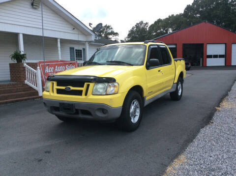 2002 Ford Explorer Sport Trac for sale at Ace Auto Sales - $1600 DOWN PAYMENTS in Fyffe AL
