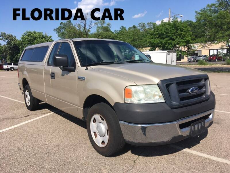 2008 Ford F-150 for sale at Borderline Auto Sales in Loveland OH