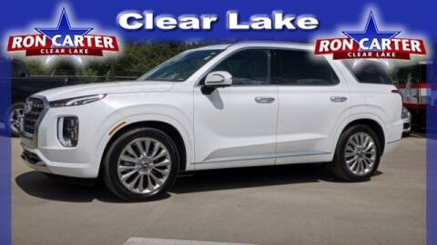 2020 Hyundai Palisade for sale at Ron Carter  Clear Lake Used Cars in Houston TX