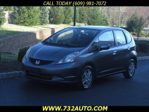 2013 Honda Fit for sale at Absolute Auto Solutions in Hamilton NJ