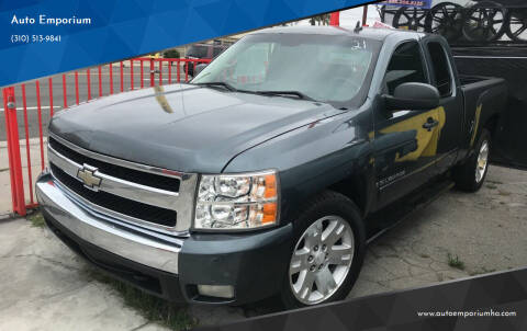 2008 Chevrolet Silverado 1500 for sale at Auto Emporium in Wilmington CA