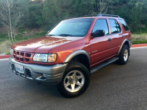 2001 Isuzu Rodeo for sale at San Diego Auto Solutions in Escondido CA
