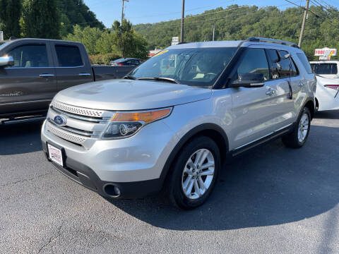 2014 Ford Explorer for sale at PIONEER USED AUTOS & RV SALES in Lavalette WV