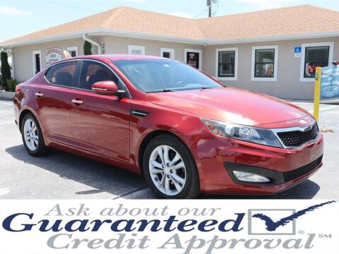 2013 Kia Optima for sale at Universal Auto Sales in Plant City FL