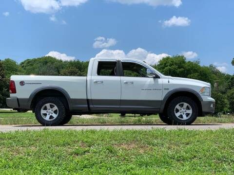 2011 RAM Ram Pickup 1500 for sale at Tennessee Valley Wholesale Autos LLC in Huntsville AL