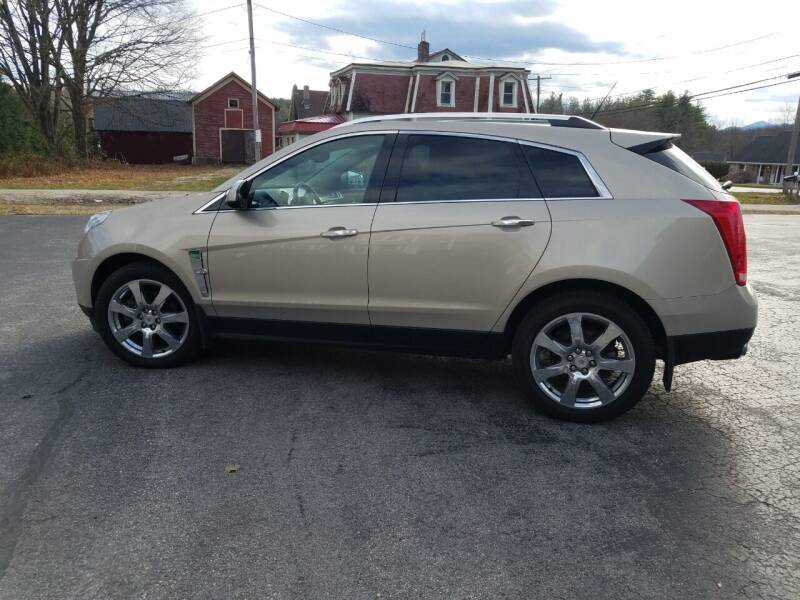 2012 Cadillac SRX for sale at CURTIS AUTO SALES in Pittsford VT