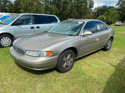1997 Buick Century for sale at Massey Auto Sales in Mulberry FL