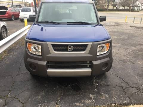 2004 Honda Element for sale at Payless Auto Sales LLC in Cleveland OH