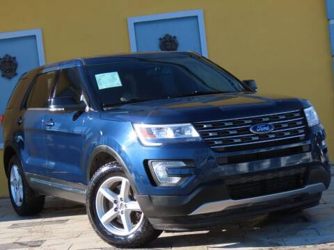 2017 Ford Explorer for sale at Paradise Motor Sports LLC in Lexington KY
