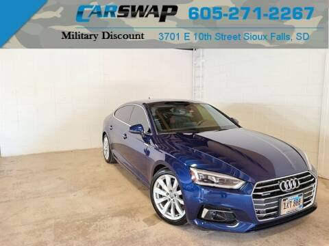 2018 Audi A5 Sportback for sale at CarSwap in Sioux Falls SD