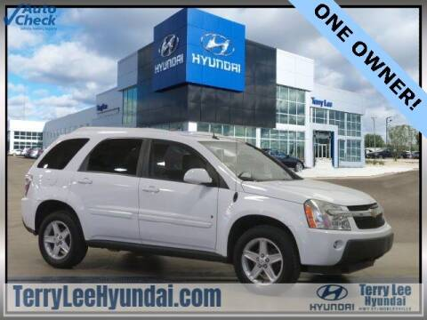2006 Chevrolet Equinox for sale at Terry Lee Hyundai in Noblesville IN